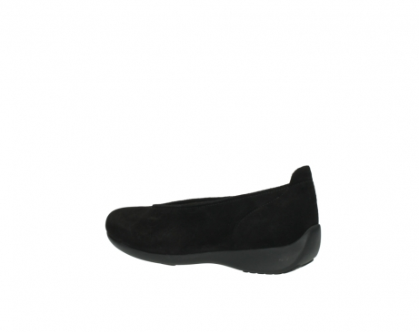 wolky slippers 00359 ballet 40000 suede noir_3