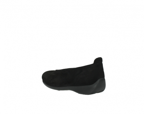 wolky slippers 00359 ballet 40000 suede noir_4