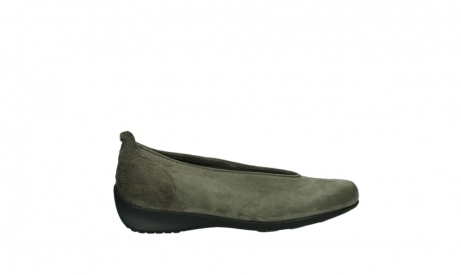 wolky slippers 00359 ballet 40150 suede taupe_1