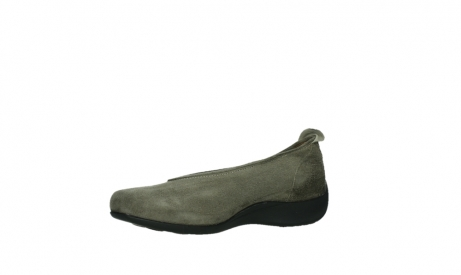 wolky slippers 00359 ballet 40150 suede taupe_11