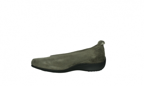 wolky slippers 00359 ballet 40150 suede taupe_12