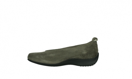 wolky slippers 00359 ballet 40150 suede taupe_13