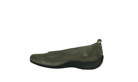 wolky slippers 00359 ballet 40150 suede taupe_14