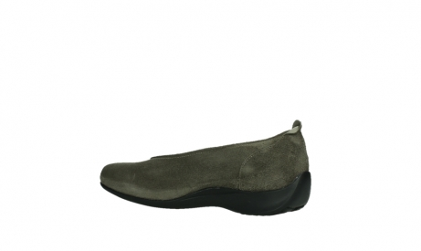wolky slippers 00359 ballet 40150 suede taupe_15