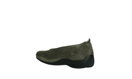 wolky slippers 00359 ballet 40150 suede taupe_16