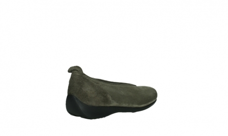 wolky slippers 00359 ballet 40150 suede taupe_22