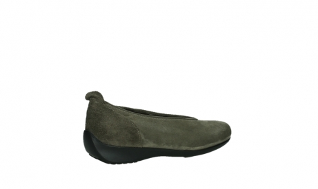 wolky slippers 00359 ballet 40150 suede taupe_23