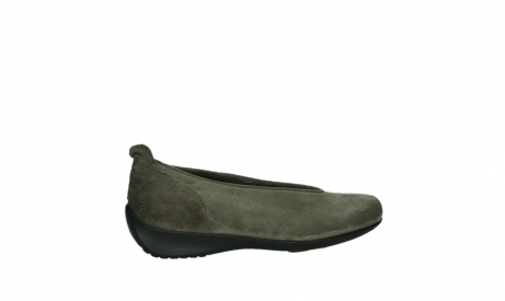 wolky slippers 00359 ballet 40150 suede taupe_24