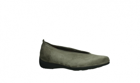 wolky slippers 00359 ballet 40150 suede taupe_3