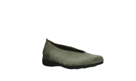 wolky slippers 00359 ballet 40150 suede taupe_4
