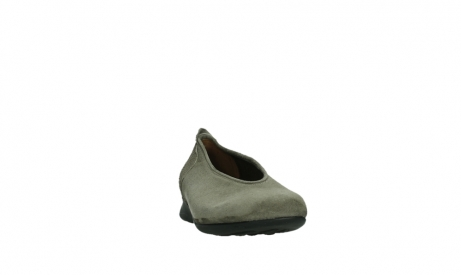 wolky slippers 00359 ballet 40150 suede taupe_6