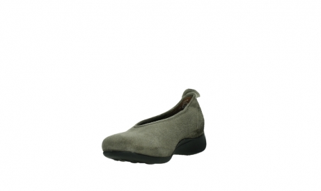 wolky slippers 00359 ballet 40150 suede taupe_9