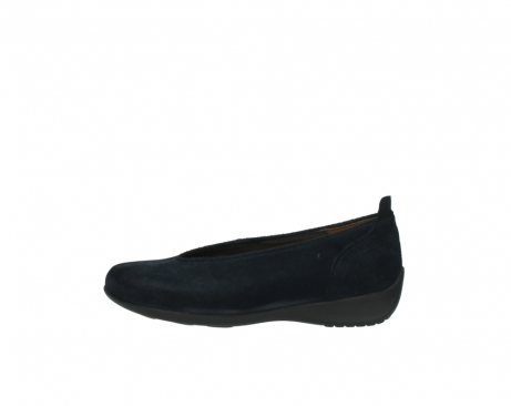 wolky slippers 00359 ballet 40800 suede bleu_1
