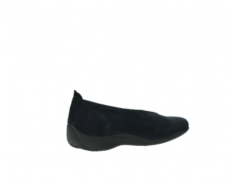 wolky instappers 00359 ballet 40800 donkerblauw suede_11