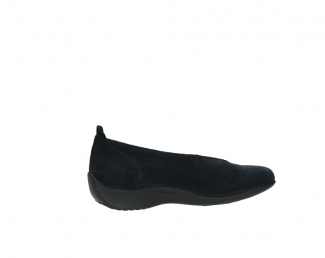 wolky instappers 00359 ballet 40800 donkerblauw suede_12