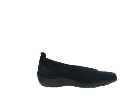 wolky instappers 00359 ballet 40800 donkerblauw suede_14