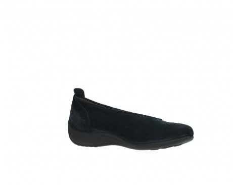 wolky instappers 00359 ballet 40800 donkerblauw suede_15
