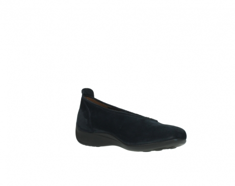 wolky instappers 00359 ballet 40800 donkerblauw suede_16