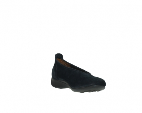 wolky instappers 00359 ballet 40800 donkerblauw suede_17