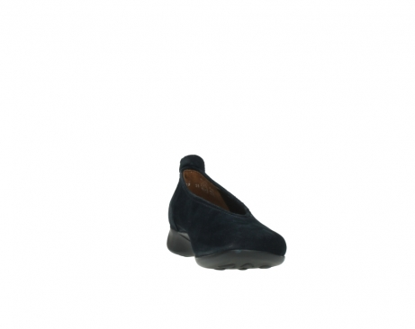 wolky instappers 00359 ballet 40800 donkerblauw suede_18