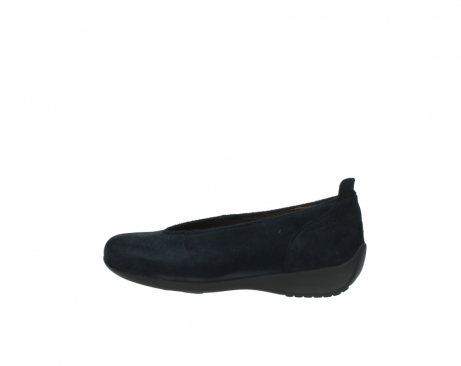 wolky instappers 00359 ballet 40800 donkerblauw suede_2