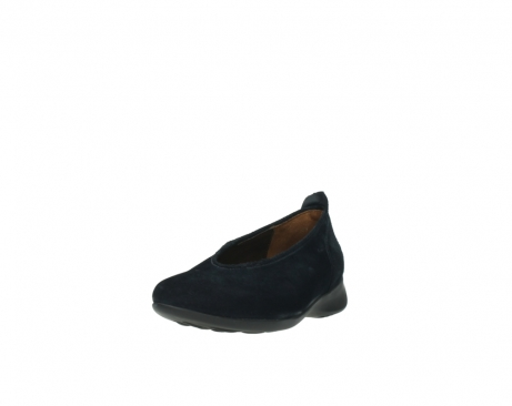 wolky slippers 00359 ballet 40800 suede bleu_21