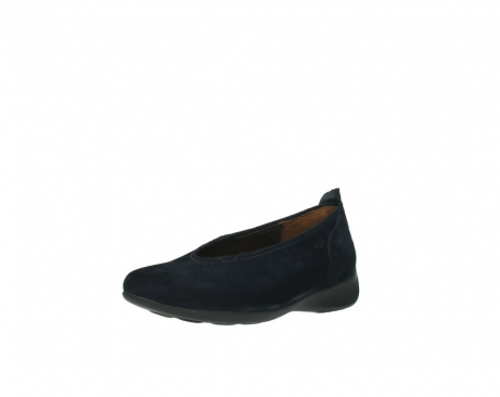 wolky slippers 00359 ballet 40800 suede bleu_22