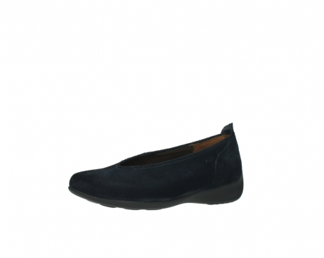 wolky instappers 00359 ballet 40800 donkerblauw suede_23