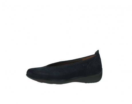 wolky slippers 00359 ballet 40800 suede bleu_24
