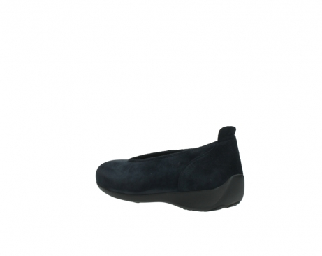wolky instappers 00359 ballet 40800 donkerblauw suede_4