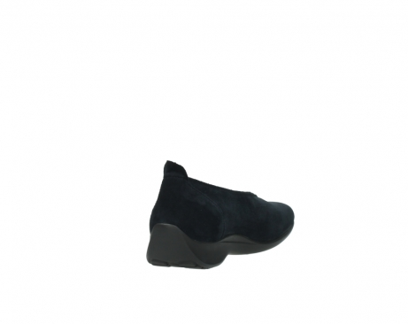 wolky instappers 00359 ballet 40800 donkerblauw suede_9