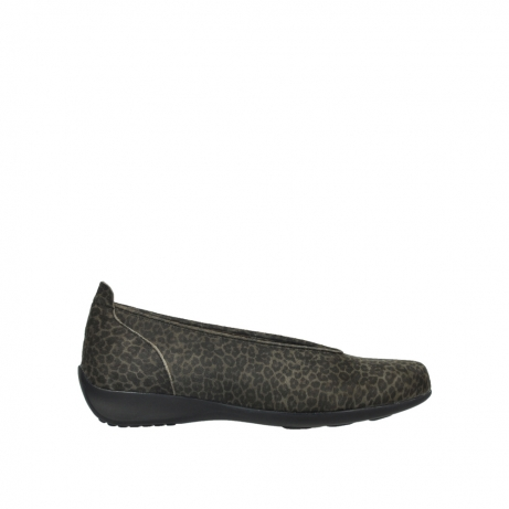 wolky slippers 00359 ballet