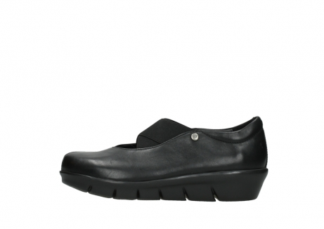 wolky slipons 00665 cursa 50000 black leather_1