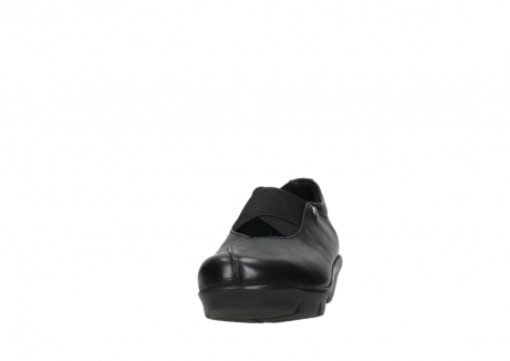 wolky slipons 00665 cursa 50000 black leather_20
