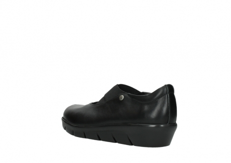 wolky slipons 00665 cursa 50000 black leather_4