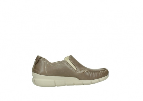 wolky slippers 01511 sekani 70150 taupe leder_12