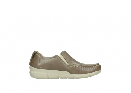 wolky slippers 01511 sekani 70150 taupe leder_13