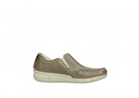 wolky slippers 01511 sekani 70150 taupe leder_14
