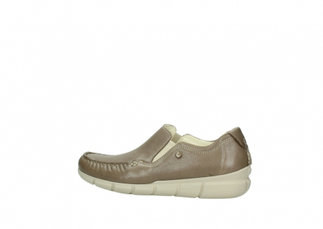 wolky slippers 01511 sekani 70150 taupe leder_2