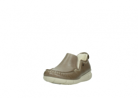 wolky slippers 01511 sekani 70150 taupe leder_21