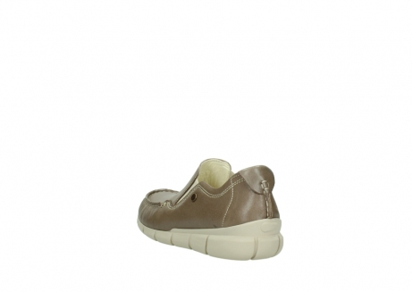 wolky slippers 01511 sekani 70150 taupe leder_5