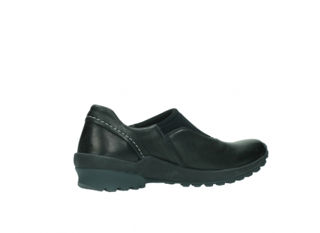 wolky slipons 01740 arches 20000 black leather_11