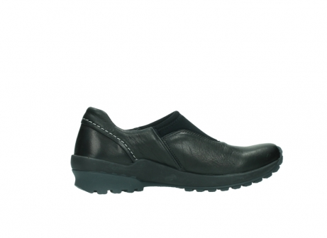 wolky slipons 01740 arches 20000 black leather_12