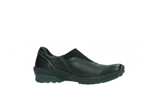 wolky slipons 01740 arches 20000 black leather_14