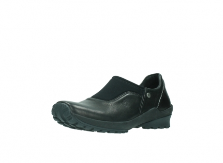 wolky slipons 01740 arches 20000 black leather_22