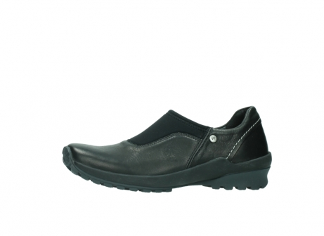 wolky slipons 01740 arches 20000 black leather_24