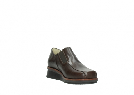 wolky slipons 02701 malaga 30300 brown leather_17