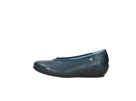 wolky instappers 0383 fairton 380 blauw leer_1
