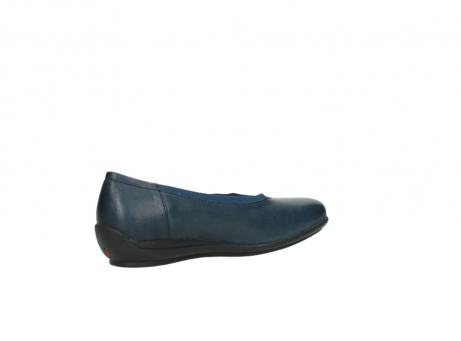 wolky instappers 0383 fairton 380 blauw leer_11