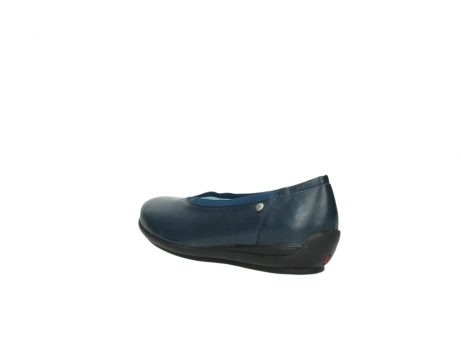 wolky instappers 0383 fairton 380 blauw leer_4